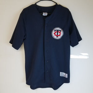 MN Twins MBL Jersey Genuine Merchandise True Fan
